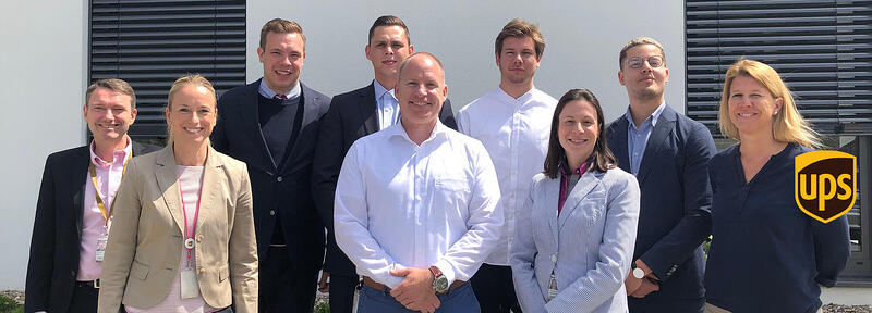 8 Teams, 1 Sieger: Erfolgreiches Business Project mit UPS