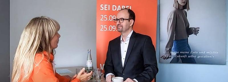 Was hilft dem Glück auf die Sprünge? Video-Interview zum Wiesbadener Glückstag 2020