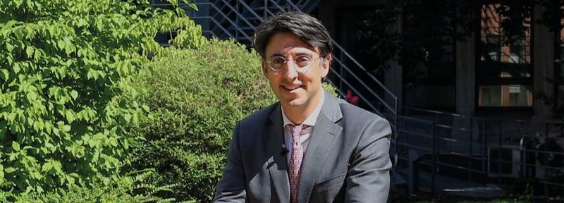 Meet the CBS Staff - Prof. Dr. Roberto Anero im Interview