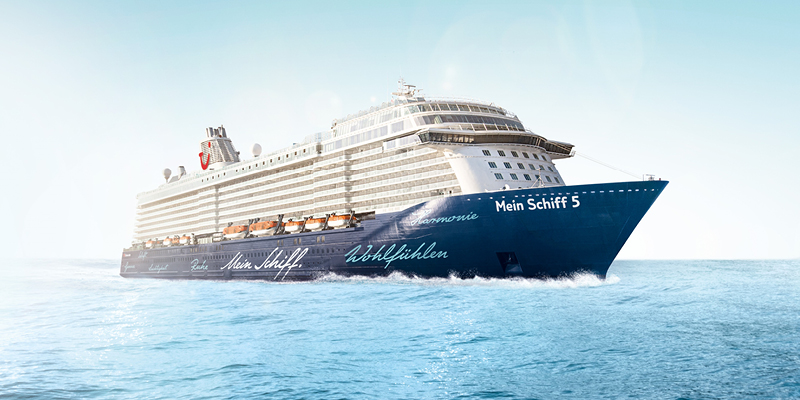 Business Project mit TUI Cruises